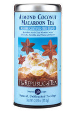 Republic of Tea Almond Cococut Macaroon