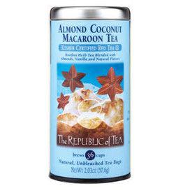 Republic of Tea Almond Cococut Macaroon
