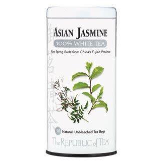 Republic of Tea Asian Jasmine White bag