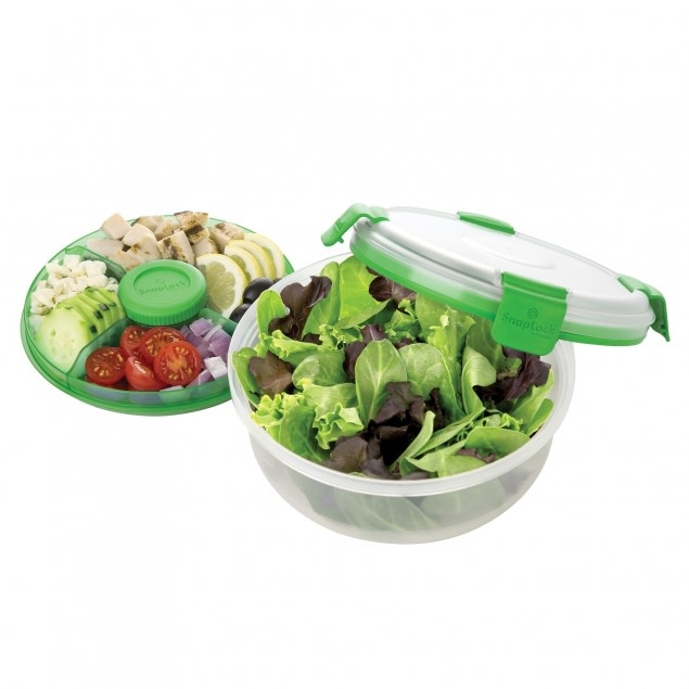 Progressive Snap Lock Salad-To-Go