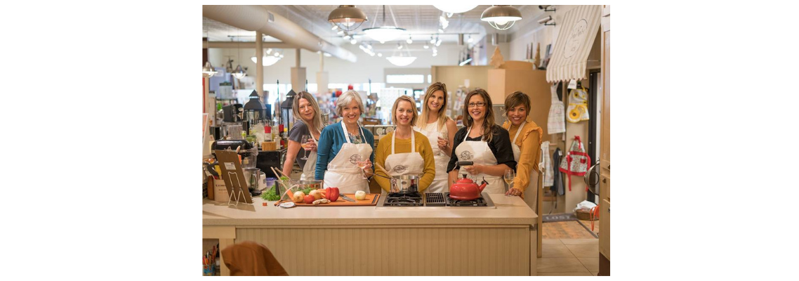Bekah Kate's Cooking Classes with Class