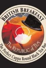 Republic of Tea British Breakfast Bags