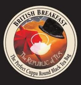 Republic of Tea British Breakfast Bags