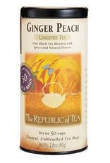 Republic of Tea Ginger Peach bags