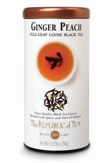 Republic of Tea Ginger Peach Full Leaf