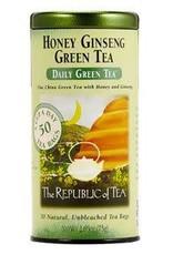 Republic of Tea Honey Ginseng bags