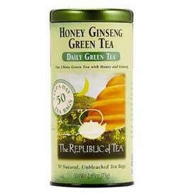 Republic of Tea Honey Ginseng bags