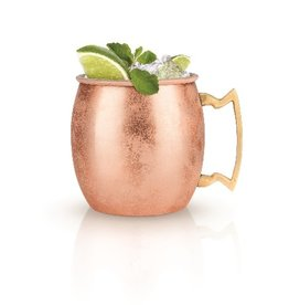 True Copper Cocktail Moscow Mule