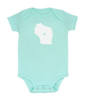 About Face Baby Bodysuit Wisconsin