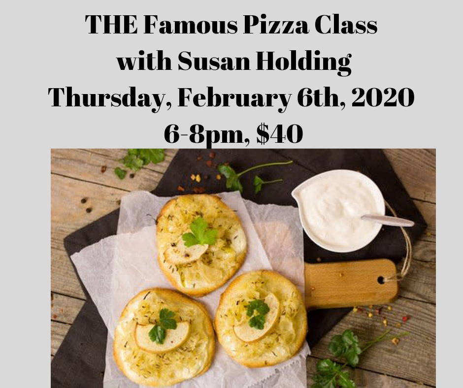 Pizza Cooking Class