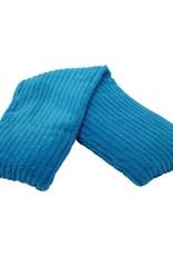 Warmies Soft Corduroy Hot Pak Blue