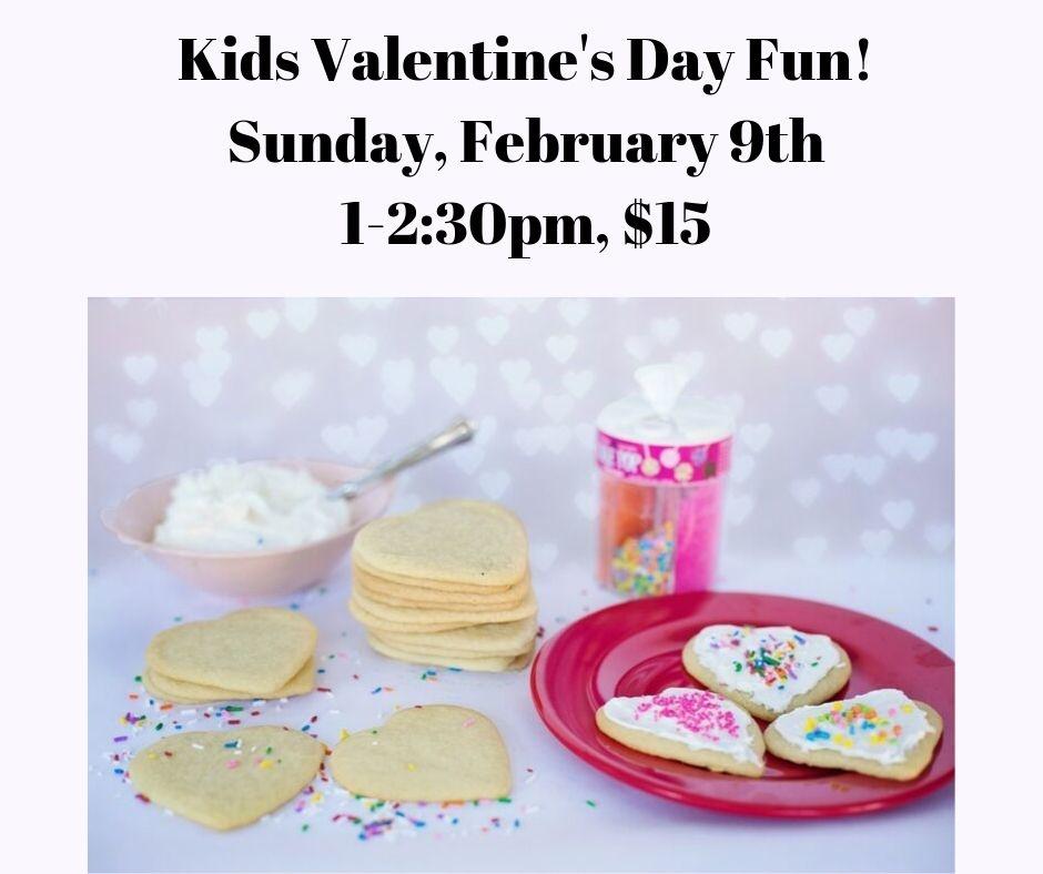 Kids Valentine's Day Fun