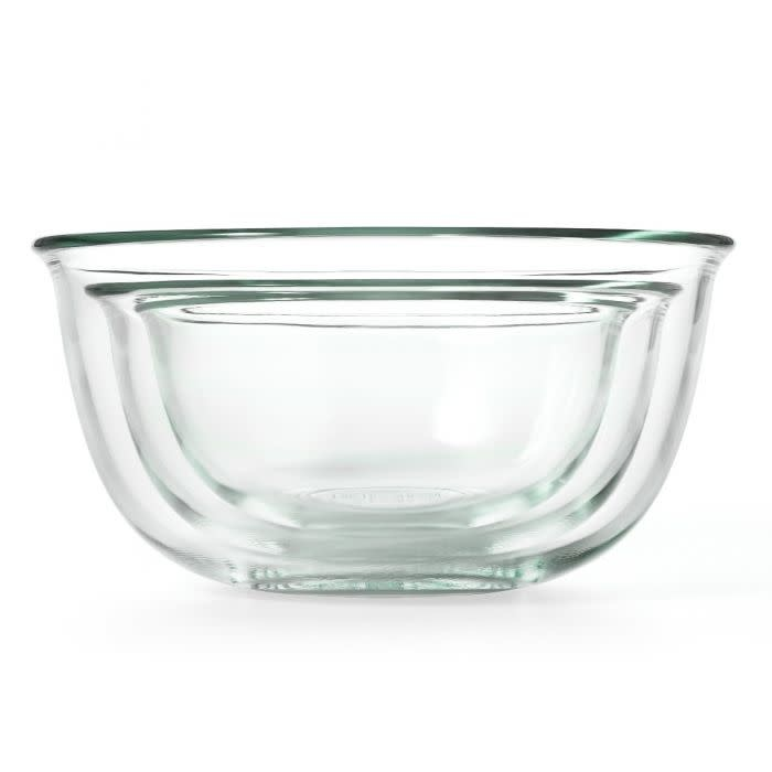 Oxo Oxo Glass Bowl Set 3pc Set