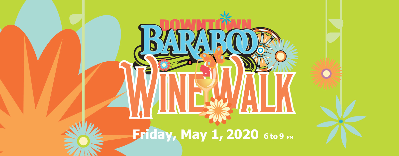 May Day Spring 2020 Wine Walk
