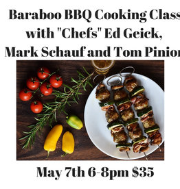 Baraboo BBQ Cooking Class 5/07/2020