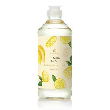 Thymes Lemon Leaf Dish Soap