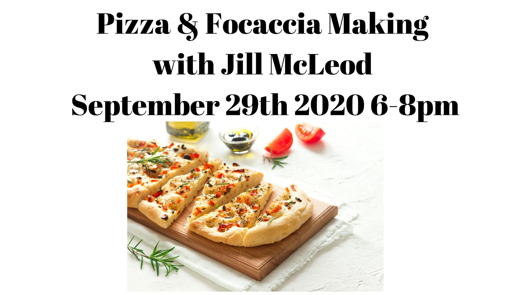 Pizza & Focaccia