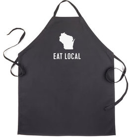 About Face Wisconsin Apron