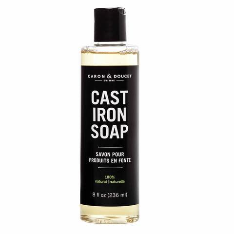 Caron & Doucet Cast Iron Soap