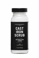Caron & Doucet Cast Iron Scrub
