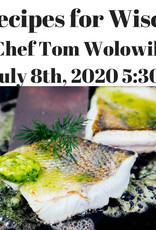 Cooking with Wisconsin Fish July 8th, 2020