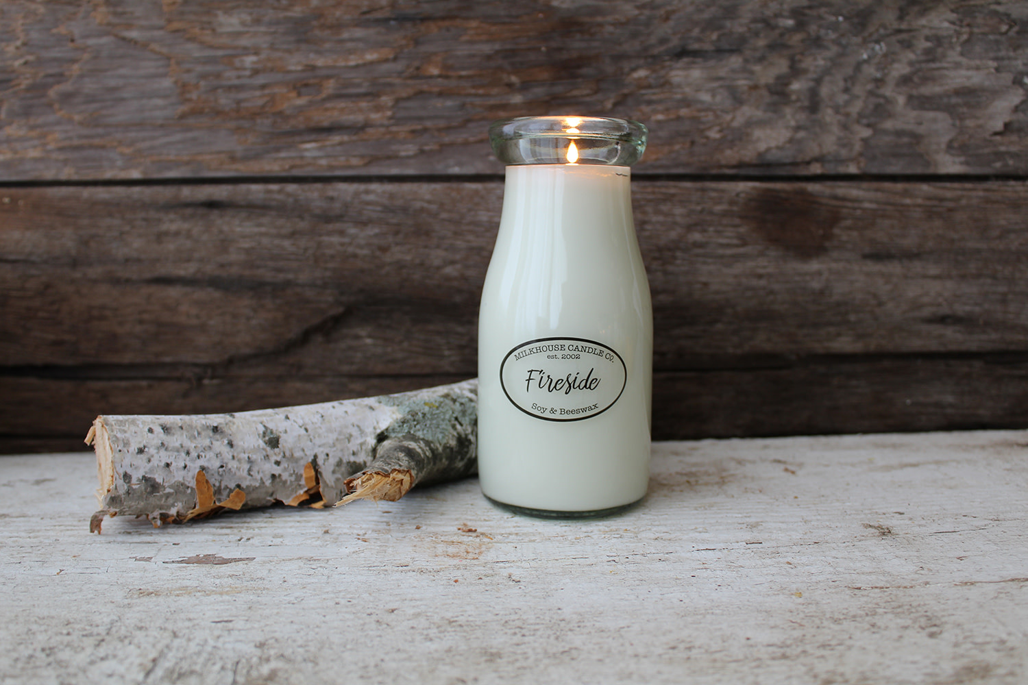 Milkhouse Candles Milk Bottle