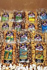 Fireworks Single 4oz Popcorn Sampler