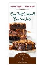 Stonewall Kitchen Brownie Mix Sea Salt Caramel