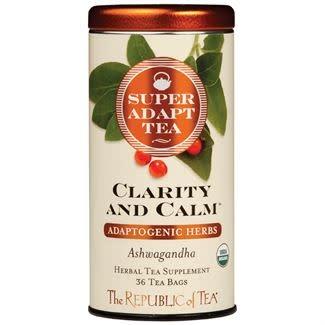 Republic of Tea Superadapt Clarity and Calm