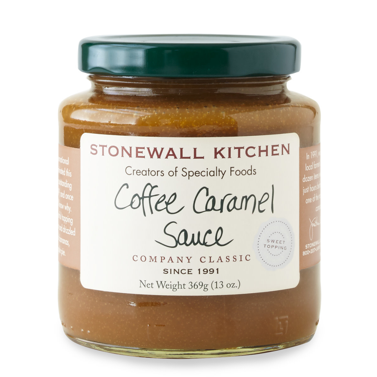 Stonewall Kitchen Stonewall Kitchen Sauce Coffee Caramel
