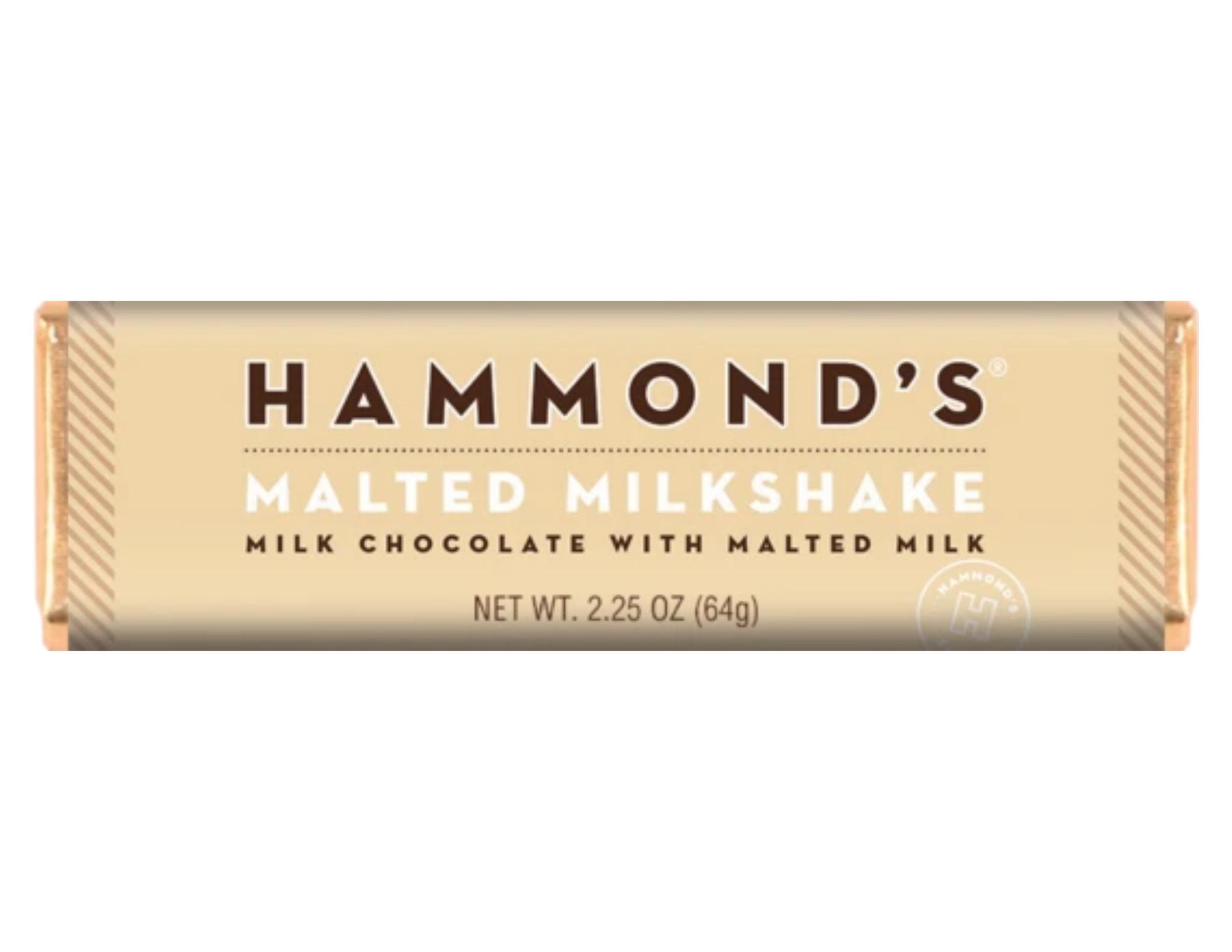 Hammonds Candy Bar