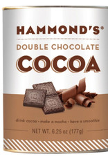 Hammonds Double Chocolate Cocoa Mix