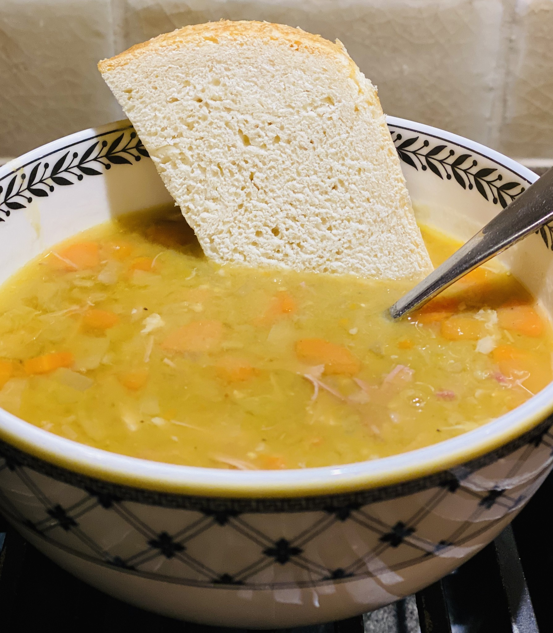 Comfort Food #5 Split Pea Soup