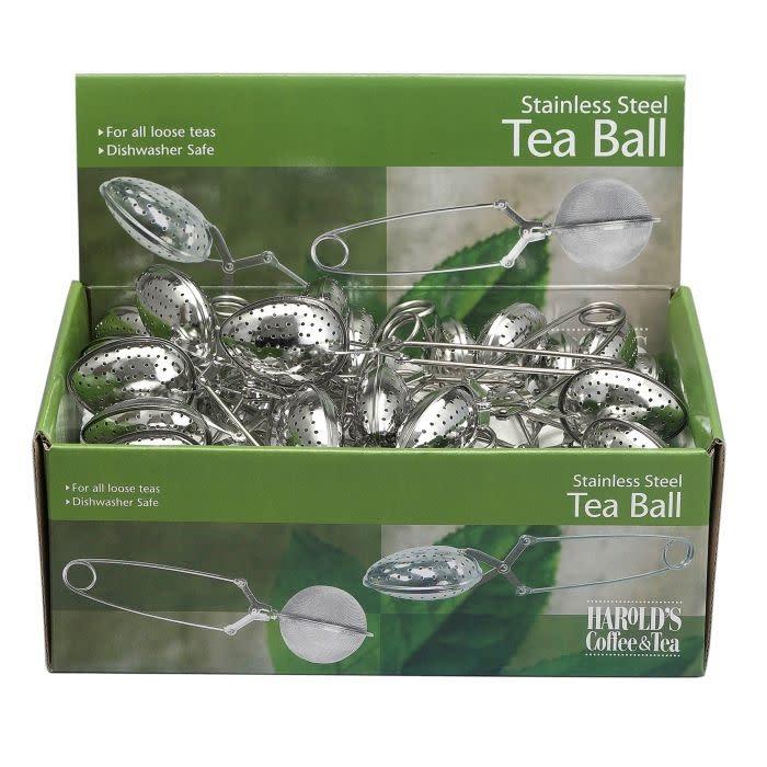 Harold Tea Infuser Snap Spoon