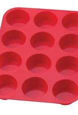 Harold Mrs. Anderson's Silicone Muffin Pan 12 cup