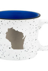 About Face Wisconsin Campfire Mug