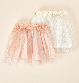 Twos Co Fairy Tutu White or Pink