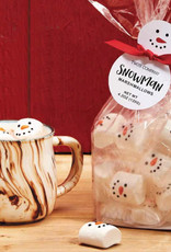 Twos Co Snowman Marshmallow Candy