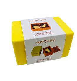 Capabunga Cheese Vault: Butter Yellow