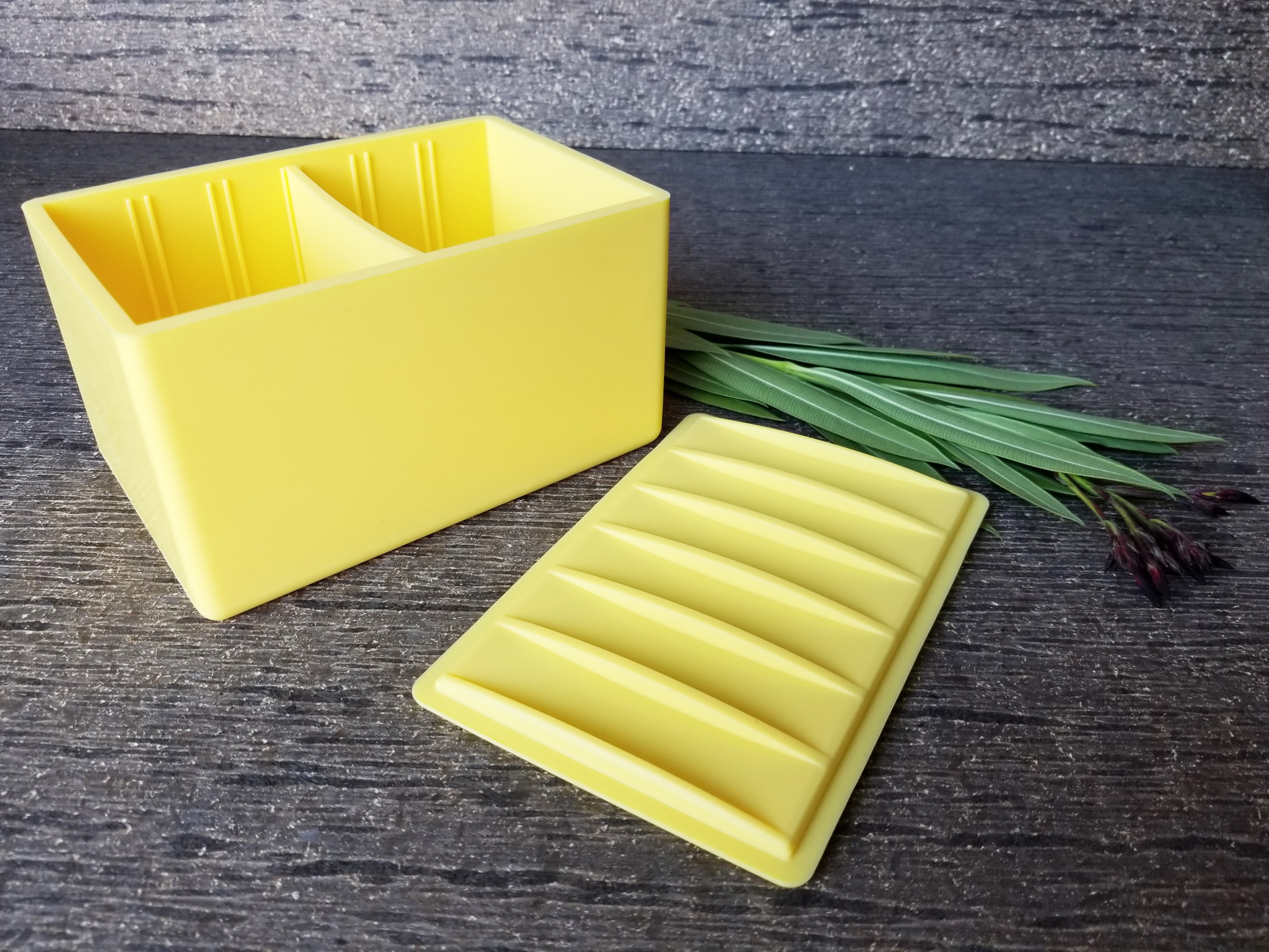 Capabunga Cheese Vault: Butter Yellow