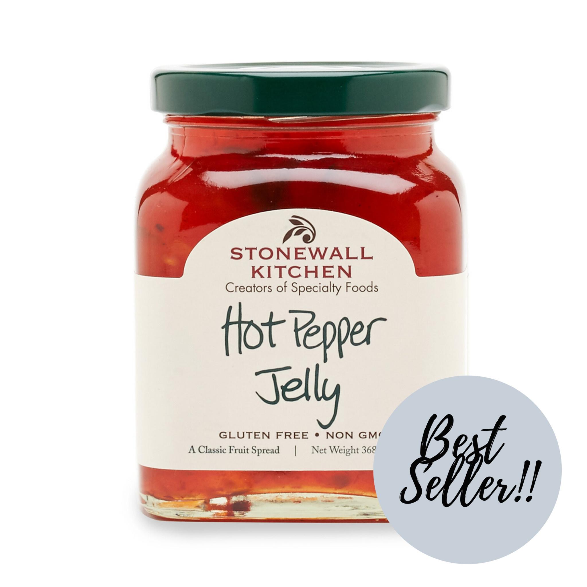 Stonewall Kitchen Jelly Hot Pepper