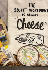 Gift Basket - Cheesy