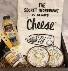 Gift Basket - Cheesy