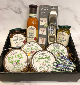 Gift Basket - Garlic Lover