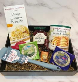 Gift Basket - Breakfast Goodies