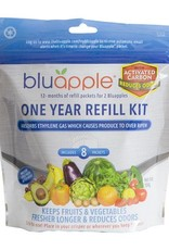 Bluapple  Refill pack WITH Carbon