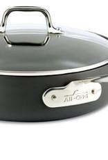 All-Clad HA1 4qt Saute w/lid
