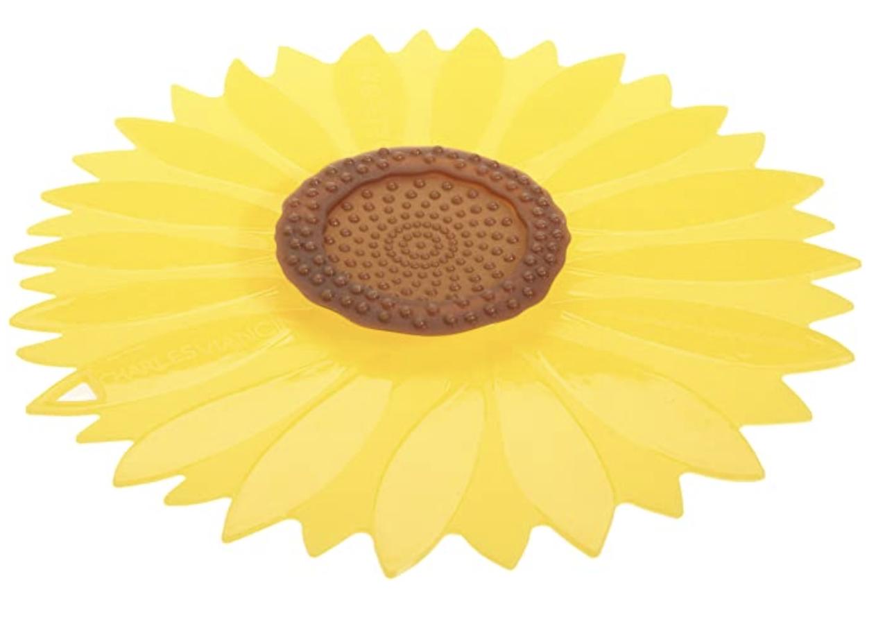 "Charles Viancin Charles Viancin Sunflower Lid 11"""