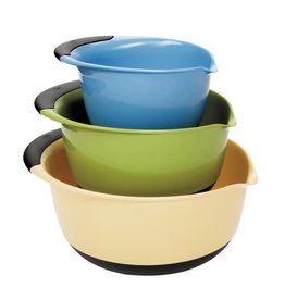 Oxo Mixing Bowl Set 3Pc