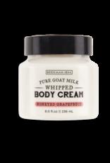 Beekman 1802 Whipped Body Cream-Honeyed Grapefruit